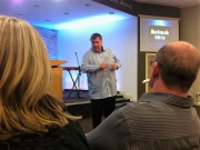 Pastor Dave Campbell